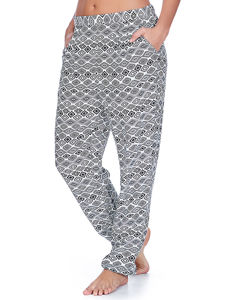 Freya Frenzy Beach Pant Monochrome