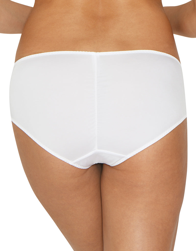 Flirtelle Swirl Brief White