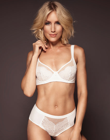 Berlei Beauty Style Full Cup Bra White