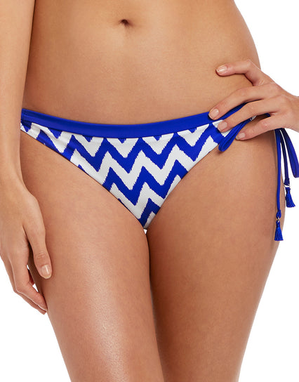 Freya Making Waves Italini Bikini Tie Side Cobalt
