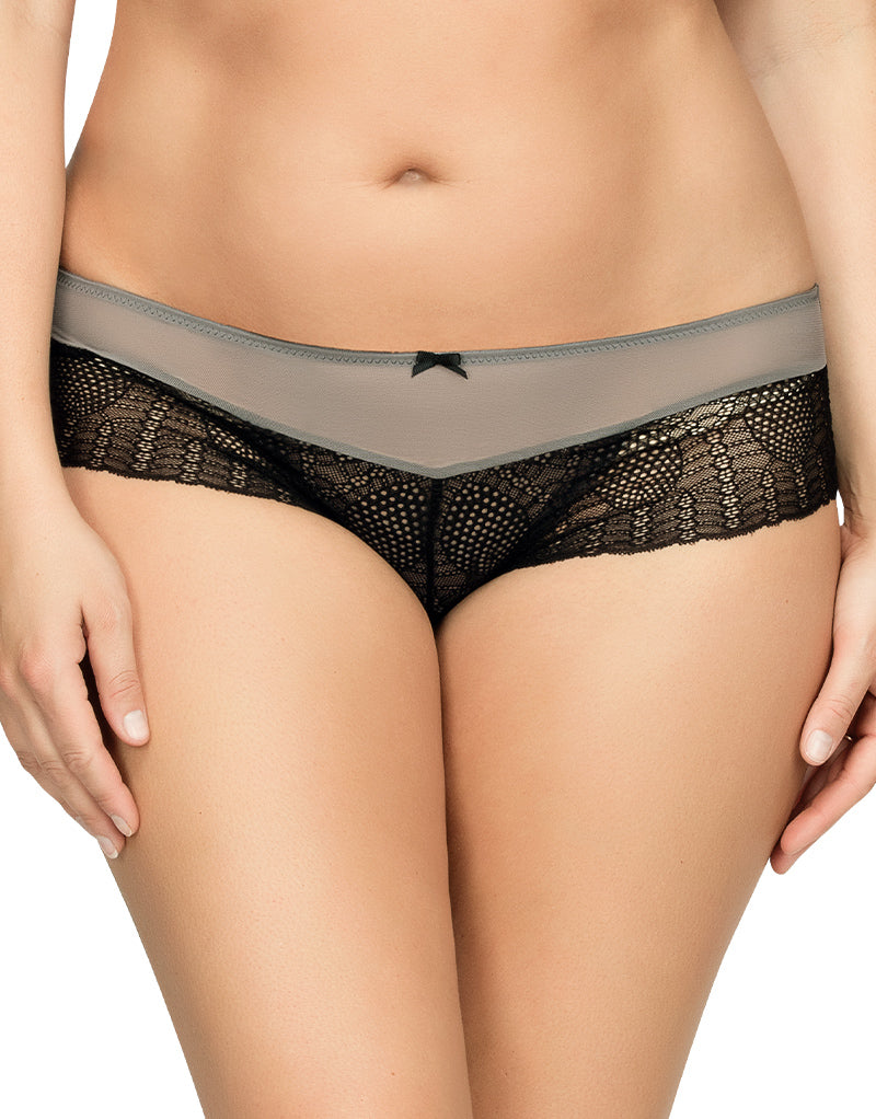 Parfait Vanna Hipster Brief Black/Grey