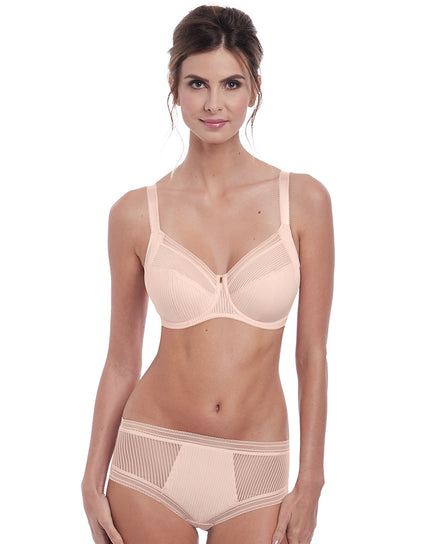 Fantasie Fusion Full Cup Bra with Side Support Blush