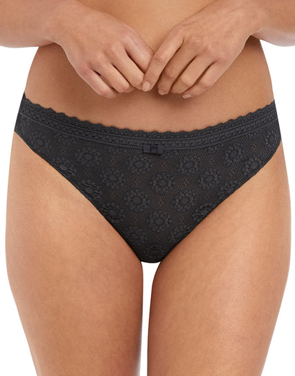 Freya Love Note Brief Slate Grey