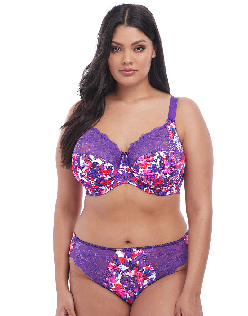 Elomi Morgan Full Cup Bra Carnival Multi