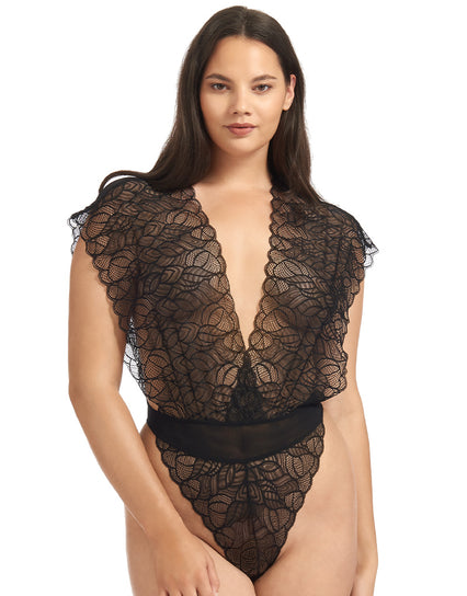 Bluebella Emerson Body Black