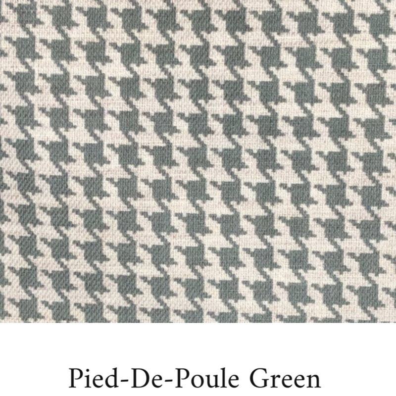 PIED-DE-POULE BUMPER FOR ICONIC CRIB