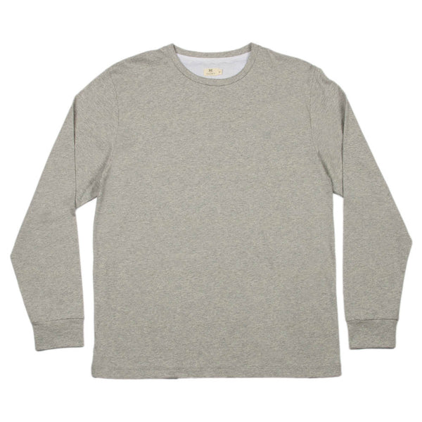 Organic Jersey | Men's long sleeve T