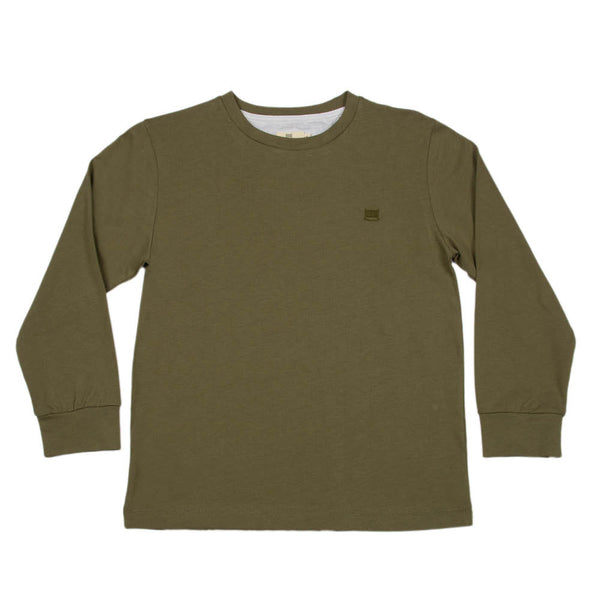 Organic Jersey | Kid's long sleeve T