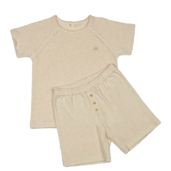 Raw Fleece | Kid's Set