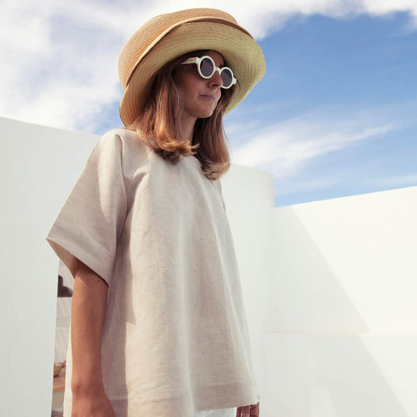 Suuky Linen | Woman's Tunic