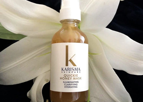 Karisma Skincare Quickie Honey Mask
