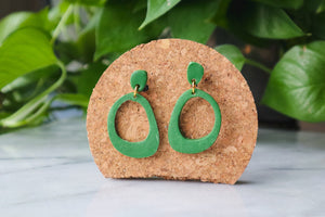 Speckled Green Organic-O Hoops