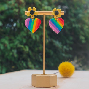 Mini Flower and Rainbows