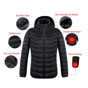 Men Women Heated Jacket