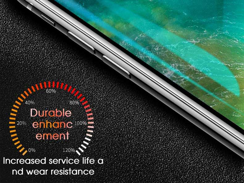 Curved Edge Tempered Glass