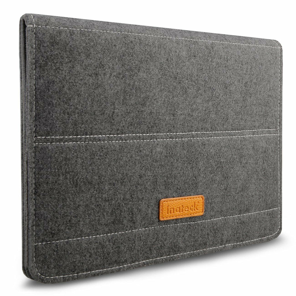 13 Inch Tablet/Laptop  Sleeve with Stand Function MP1305, Dark Gray - Inateck Backpacks
