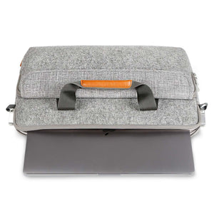 Inateck 15-15.6 Inch Laptop Shoulder Sleeve Case LB03001, Gray