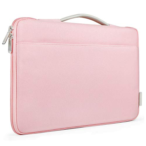 13-13.3 Inch MacBook Air/Pro/Surface Laptop Sleeve Case LB1300, Pink - Inateck Backpacks