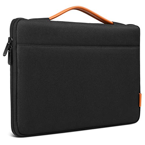 Inateck 15-16 Inch MacBook Pro/Surface book Laptop Sleeve Case LB1500, Black
