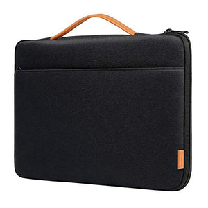 Inateck 15-15.4 Inch MacBook Pro Laptop Sleeve Case LB1502, Black