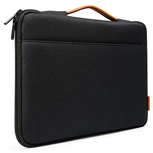 Inateck 13-13.3 Inch MacBook Air/Pro/Surface Laptop Sleeve Case LB1300, Black