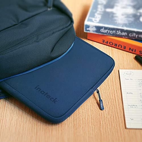Inateck 14-14.1 Inch Water Repellent Laptop Sleeve LC1402, Blue