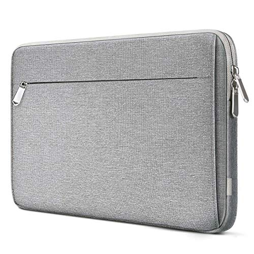 12.3-13 Inch 360° All-Round Protection Laptop Sleeve LB01004, Gray - Inateck Backpacks
