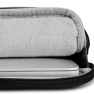 Inateck 14-14.1 Inch Macbook Pro Laptop Sleeve Case LB1404, Black