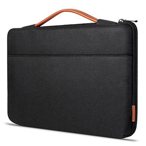 15-15.6 Inch Shockproof Laptop Sleeve Case LB1504, Black - Inateck Backpacks