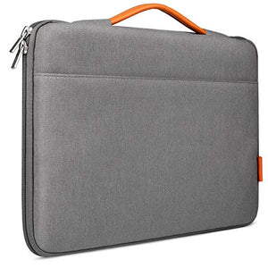 Inateck 13-13.3 Inch  Macbook Air/Pro/Surface Laptop Sleeve Case LB1300B, Dark Gray