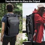 Inateck 15.6 Inch 3 in 1 DSLR Camera/Laptop/Travel Large Capacity Backpack AB02002