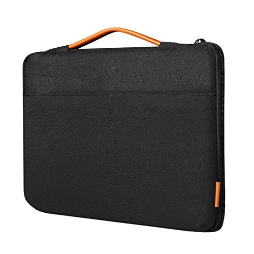 Inateck 13-13.3 Inch Shockproof Laptop Sleeve Case LB1304, Black