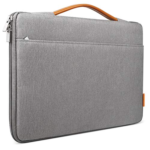 Inateck 15-16 Inch  Macbook Pro/Surface book Laptop Sleeve Case LB1500, Dark Gray