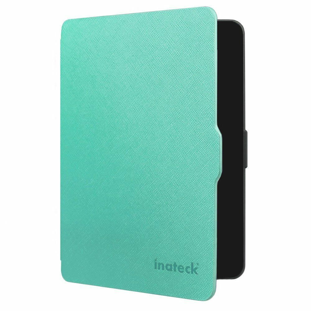 Smart PU Leather Magnetic Sleep Kindle Paperwhite KPC, Mint Green - Inateck Backpacks