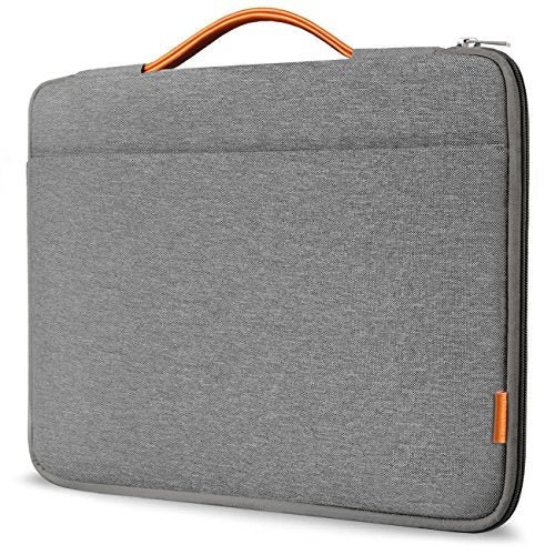 13-13.3 Inch MacBook Air/MacBook Pro(Retina) Laptop Sleeve Case LB1302, Gray - Inateck Backpacks