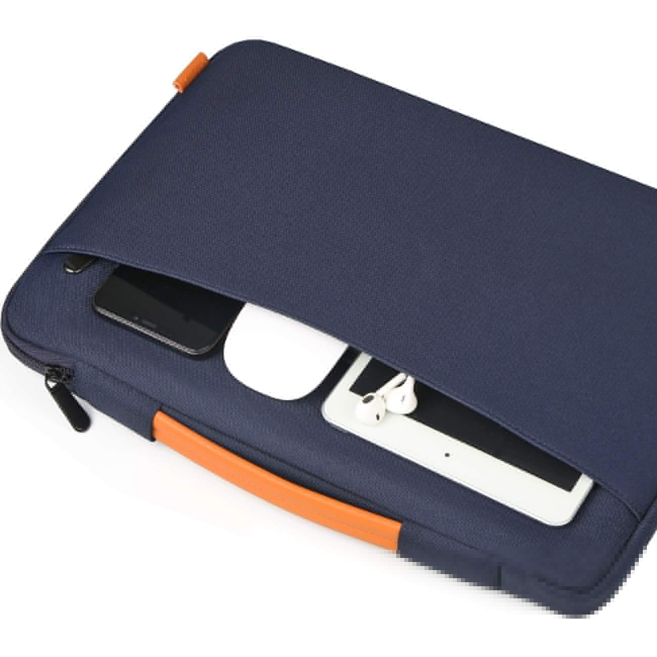 Inateck 13-13.3 Inch MacBook Air/MacBook Pro(Retina) Laptop Sleeve Case LB1302, Blue