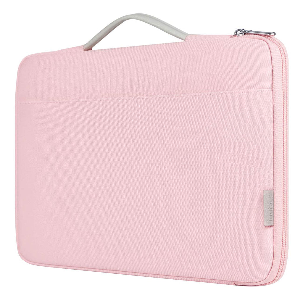 13-13.3 Inch MacBook Air/Pro Laptop Sleeve Case LB1302, Pink - Inateck Backpacks