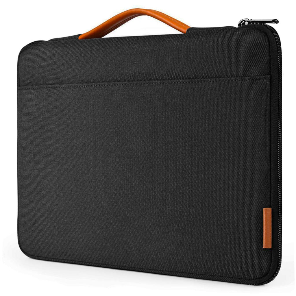 13-13.3 Inch MacBook Air/MacBook Pro(Retina) Laptop Sleeve Case LB1302, Black - Inateck Backpacks