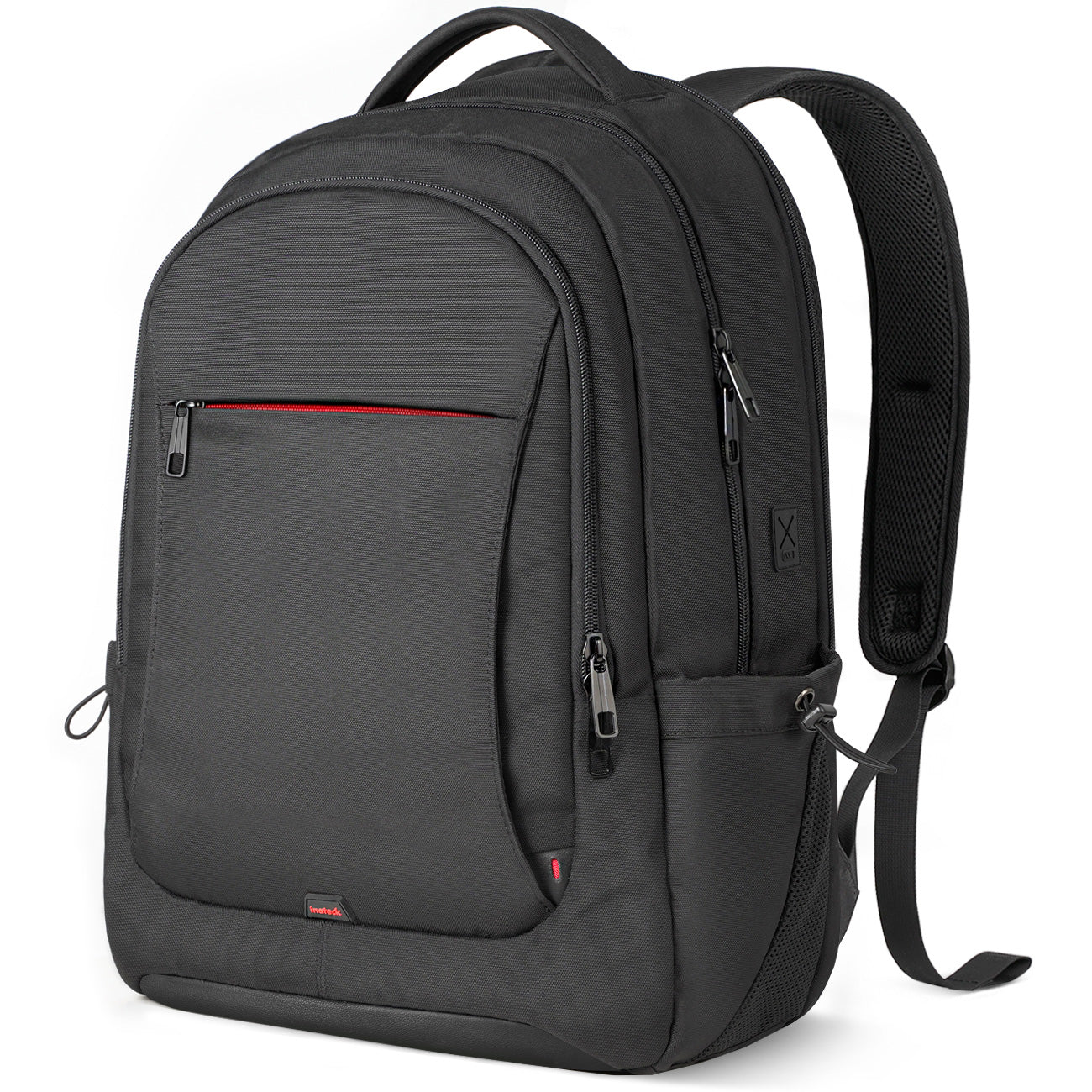 Inateck 33L 15.6 Inch School Backpack Business Travel Backpack BP02003, Black