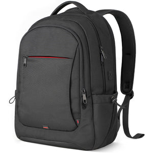 Inateck 33L 15.6 Inch Carry on Backpack BP02003, Black