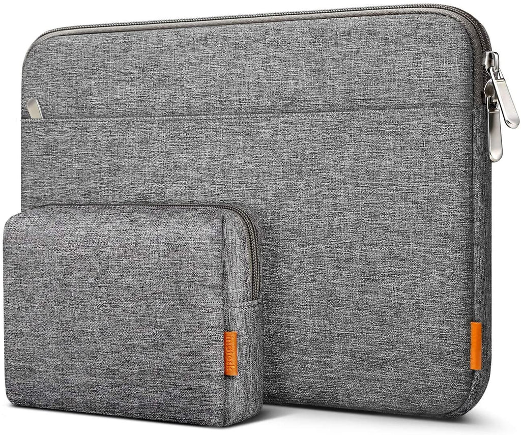 14 Inch Laptop Sleeve Case Bag Compatible with 14'' Laptops LB01005-14, Gray - Inateck Backpacks