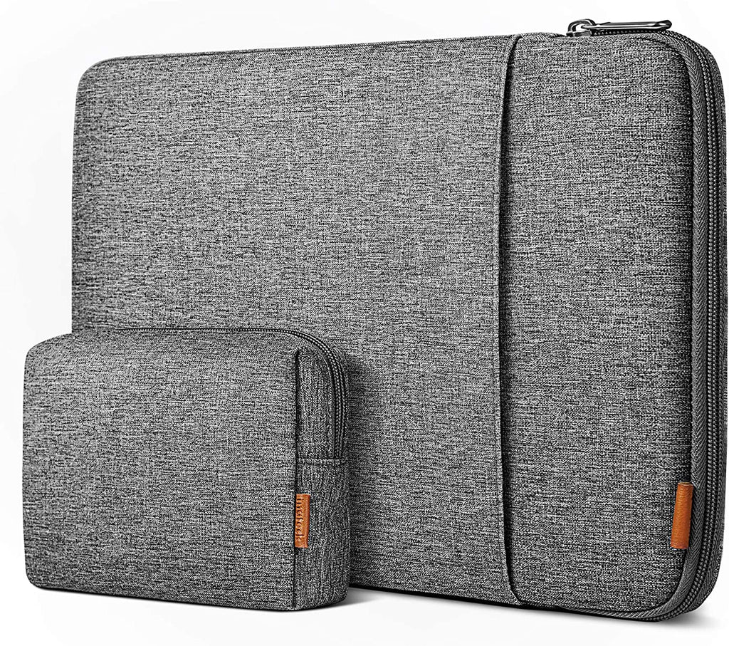 Inateck 16 Inch 360 Protective MacBook Laptop Sleeve LB01006-15S, Gray
