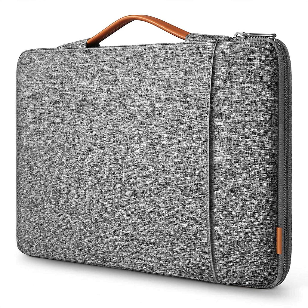 Inateck 360° Protection Laptop Case Sleeve  LB02006-15S, Gray