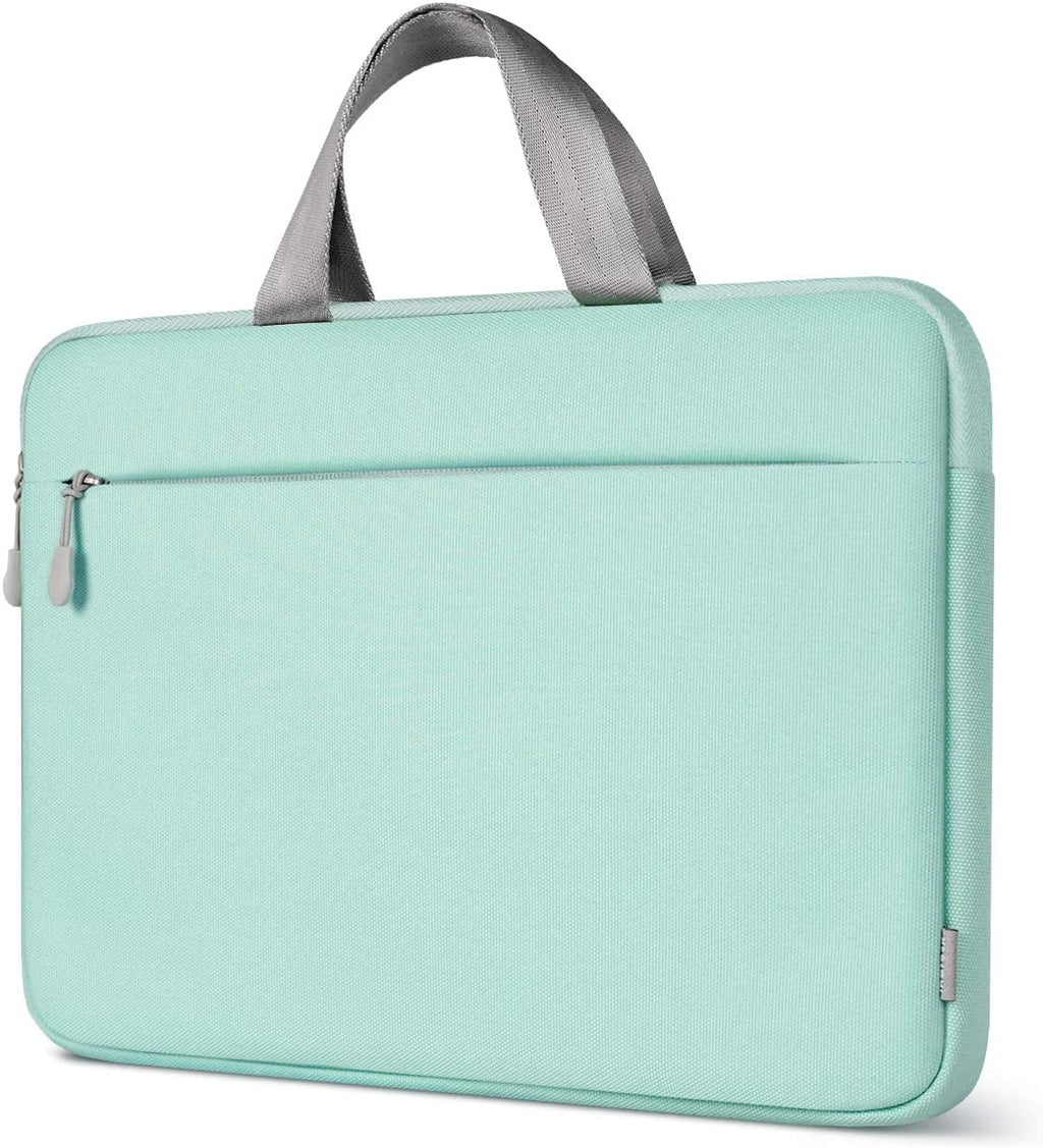 Inateck 11.6-12.3 Inch Chromebook Laptop Sleeve Mint Green