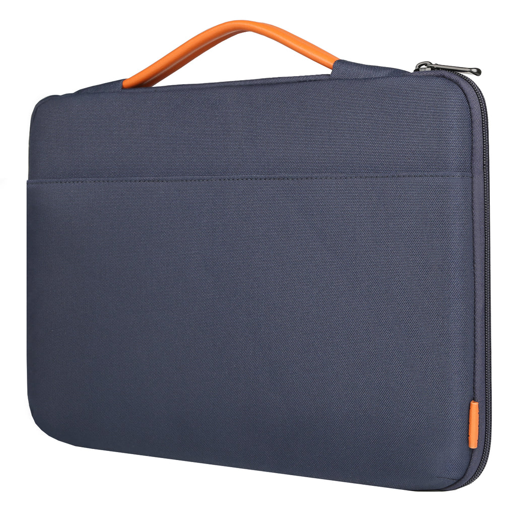 15-15.6 Inch Shockproof Laptop Sleeve Case Briefcase Bag LB1504, Blue - Inateck Backpacks