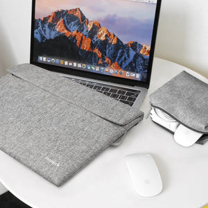 13 Inch MacBook Pro Ultra Slim Tablet Case LC1303, Gray - Inateck Backpacks