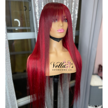 "Load image into Gallery viewer, ""Strawberry Letter 23"" Wig"