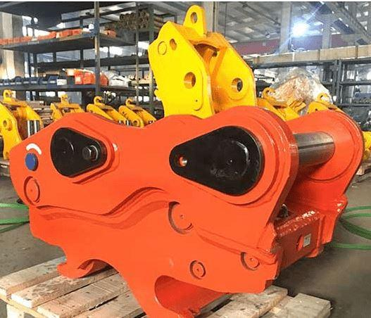 Excavator Bucket Quick Coupler - Songsco.com - Ocean Nursery