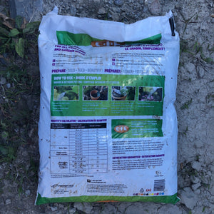 Natural Potting Soil 15L - Songsco.com - Ocean Nursery