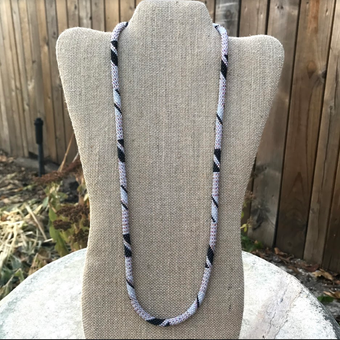 Snow Dusted Necklace